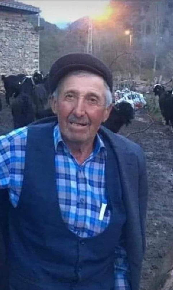 Konya'da yaşlı adam belindeki silahın ateş almasıyla öldü