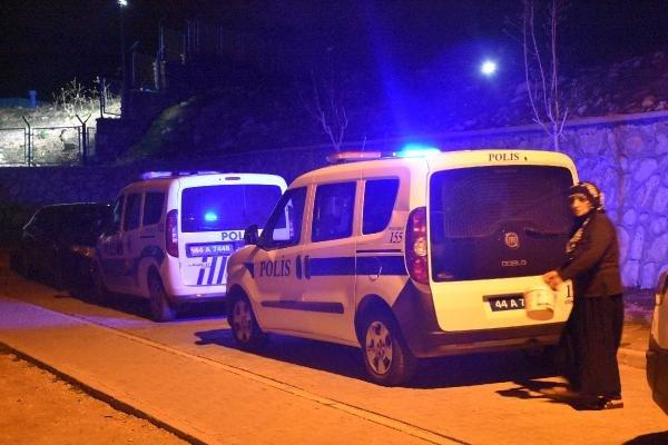 Malatya'da komşuların av üfekli kavgası: 3 yaralı