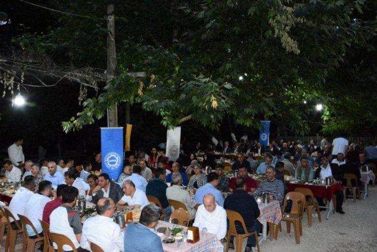AESOB Batı ilçelerine yönelik iftar verdi