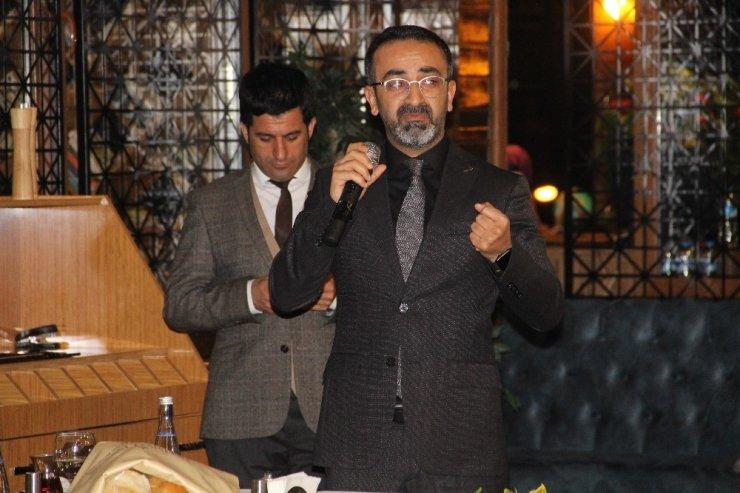 Vali Memiş basın mensupları ile iftar yemeğinde bir araya geldi