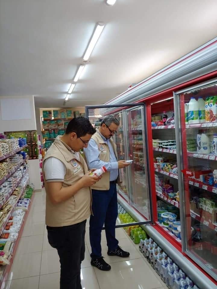 Bolvadin'de gıda denetimleri devam ediyor