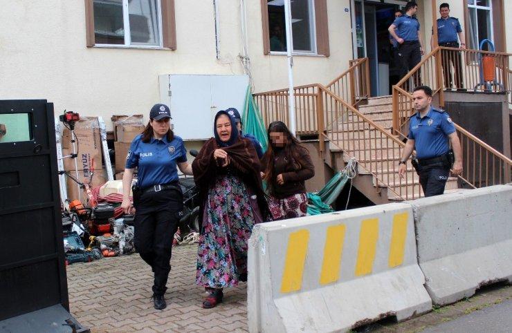 Üç kuşak hırsızlık yapan aile yakalandı