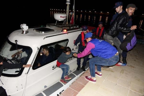 Çanakkale'de 29 kaçak yakalandı