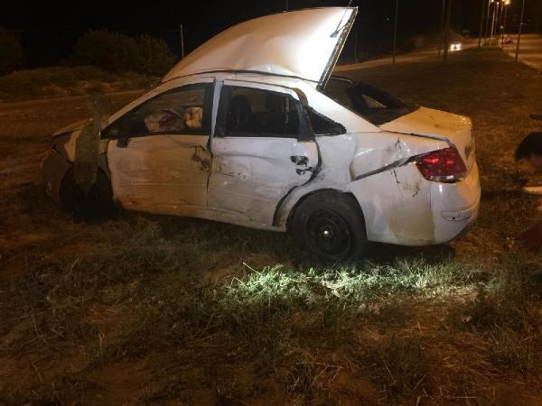 Gezmek için otomobil kiralayan üniversiteliler kaza yaptı: 2 ölü, 5 yaralı