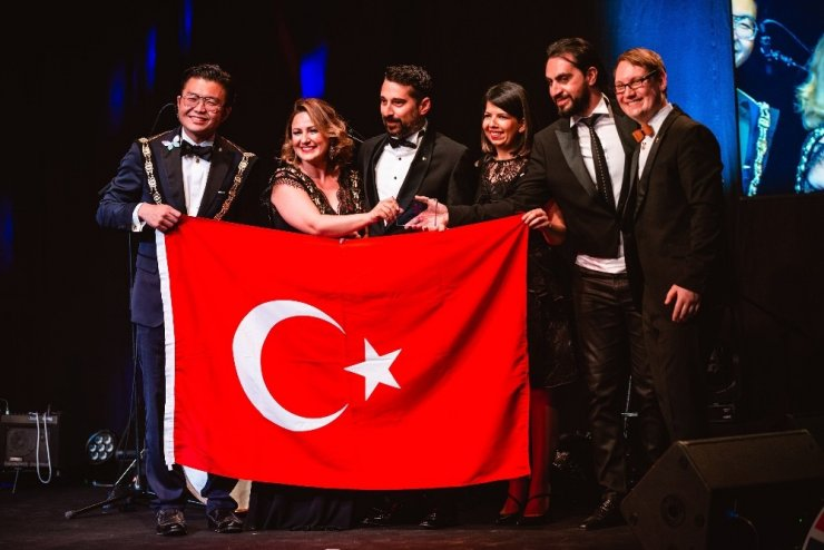 JCI Türkiye, Avrupa'dan 8 ödülle döndü