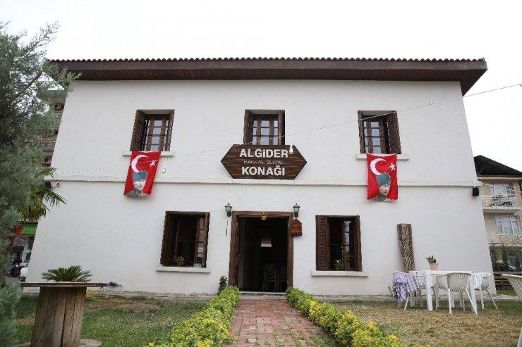 Manisa Büyükşehir Belediyesinden tarihi binaya restorasyon
