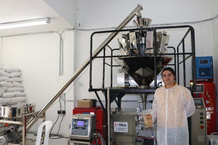 TİKA'dan Kolombiya'da tarım üreticilerine destek