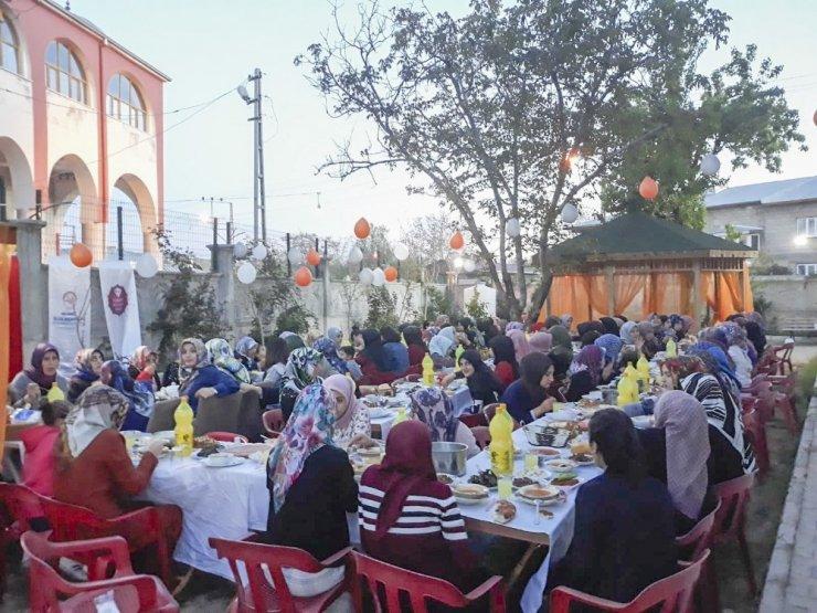 Van Müftülüğünden iftar programı