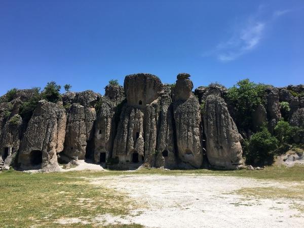 Konya'nın peribacaları; Kilistra Antik Kenti