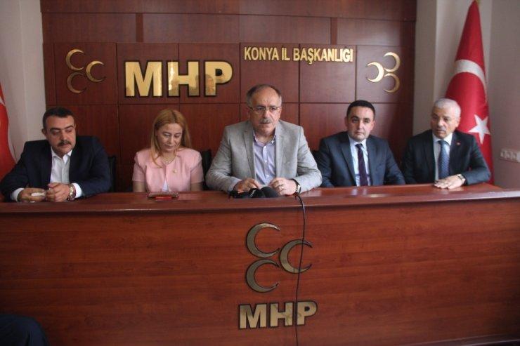 MHP'li Kalaycı: