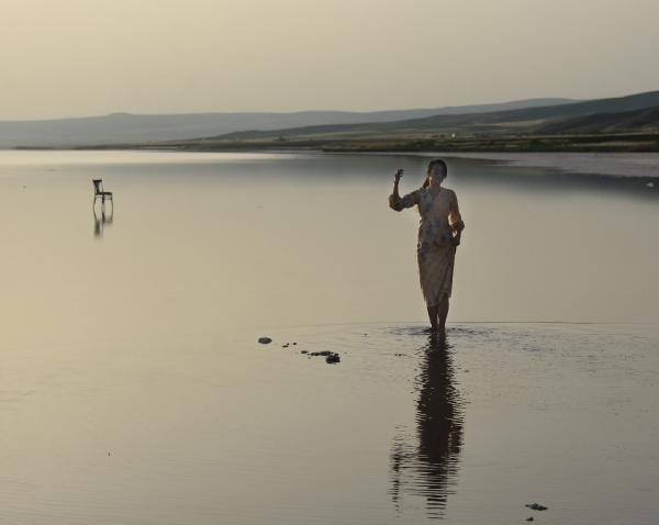 Tuz Gölü'ne fotoğrafçı akını