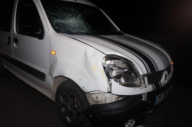 Elazığ'da aracın çarptığı yaya hayatını kaybetti