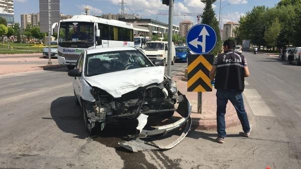 Konya'da 18 yaşındaki Behiye'nin öldüğü kazanın nedeni; 'Işık' ihlali