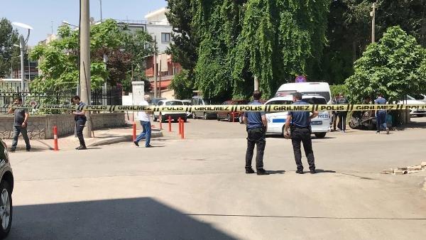 Adliye çıkışında bıçaklı sopalı kavga: 10 yaralı, 14 gözaltı
