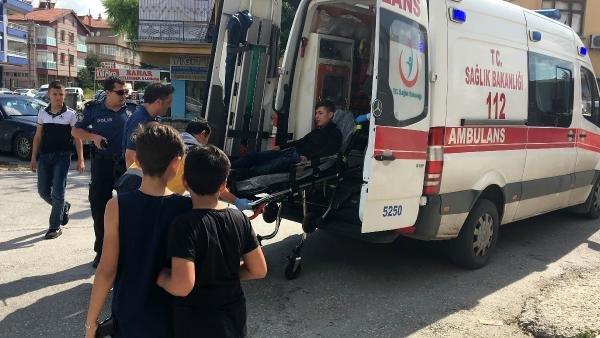 Konya'da 19 yaşındaki genç 'yan bakma' kavgasında bıçaklandı