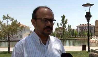 """Prof. Dr. Arık: """"Karapınar'daki obrukların sayısının artacağı öngörülüyor"""""""
