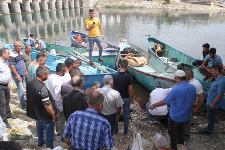 Beyşehir Gölü'nde av dönemi dualarla başladı