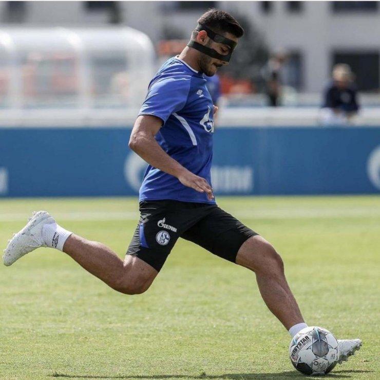 Ozan Kabak, Schalke 04 ile ilk idmanına çıktı