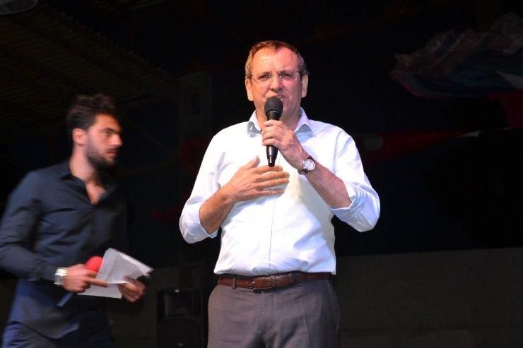 Ayvalık'ta Sarımsaklı Trophy 2019 Uluslararası Kültür ve Halk Oyunları Festivali sona erdi