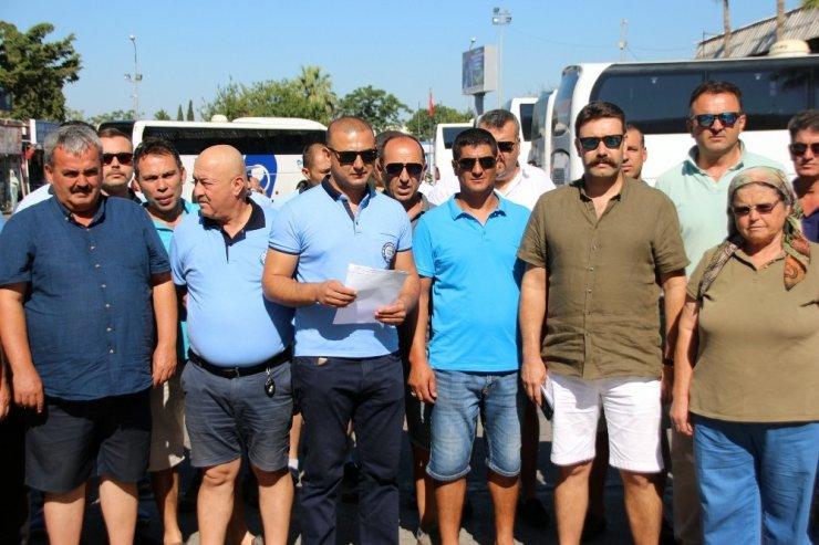 Bodrum'lu Şoförler Taşıma Ücretlerine Yapılan Zamları Savundu