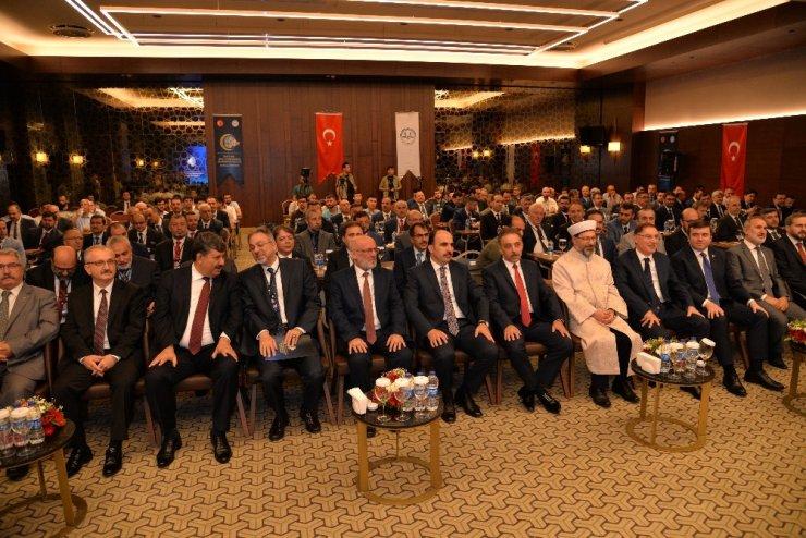 8. Yurt dışı Din Hizmetleri Konferansı Konya'da başladı