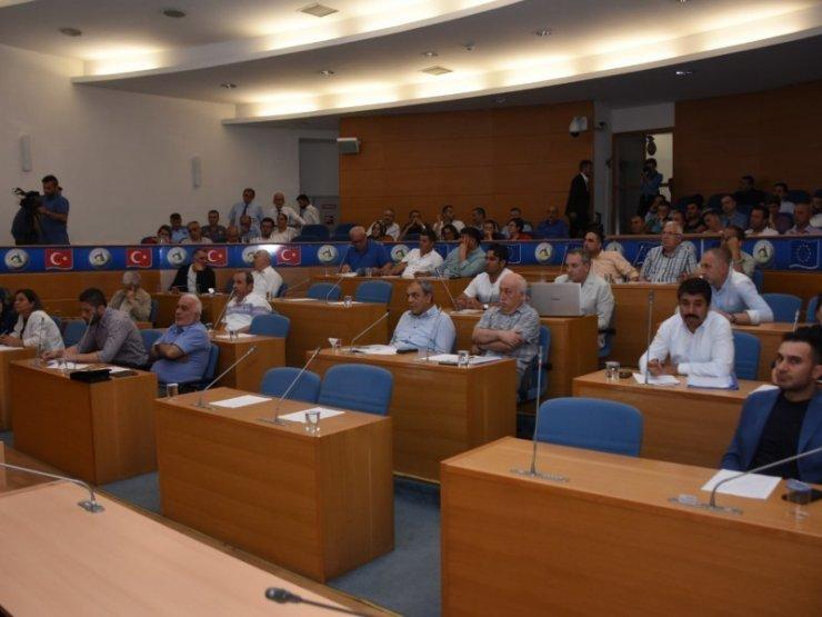 Düzce Belediyesi temmuz ayı ilk toplantısı yapıldı