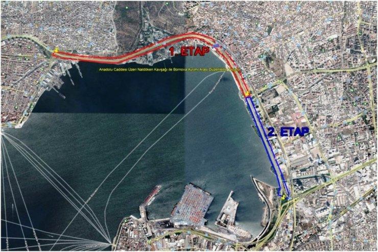Büyükşehir'den kent içi trafiği rahatlatacak bir hamle daha