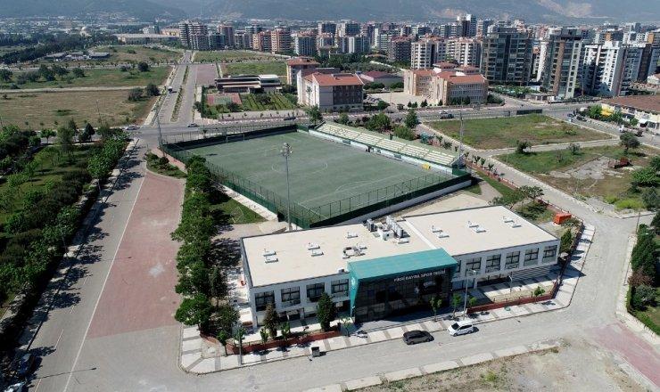Teknik Sorumlu Bayraktar'dan Manisa BBSK tesislerine tam puan