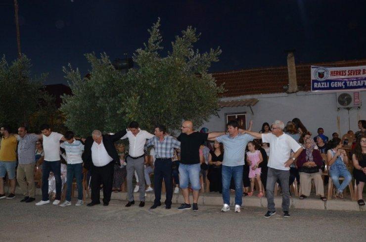 Salihli'de Rumeli Şenlikleri'nin altıncısı yapıldı