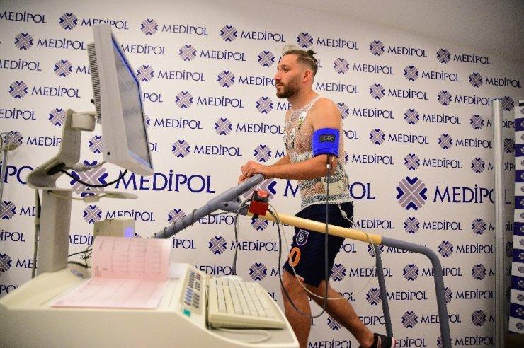 Başakşehir'de sağlık kontrolleri başladı