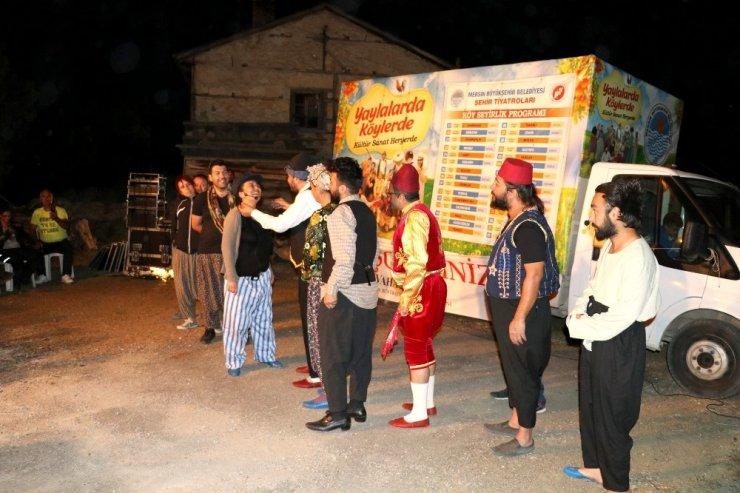 Şehir Tiyatroları, 30 yaylada 'Köy Seyirlikleri' ile vatandaşla buluşacak