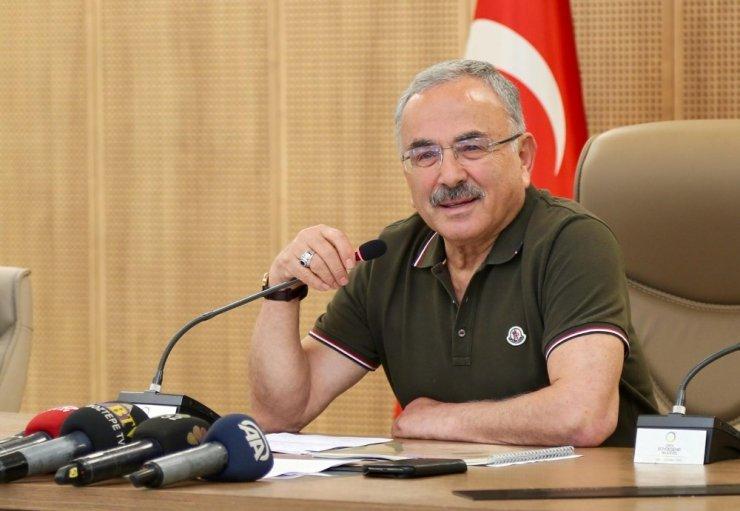 """Hilmi Güler'den """"3G"""" formülü"""