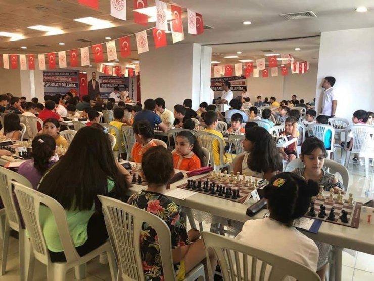 Kayseri 2. UKD Satranç Turnuvası Tamamlandı