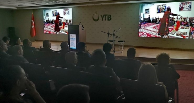Uygur Türklerinin 'Somut Olmayan Kültürel Mirası'na ilişkin toplantı gerçekleştirildi