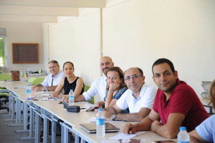 Avrupa Birliği Hibe Programları Proje Yazma ve Uygulama Eğitimi projesi başladı