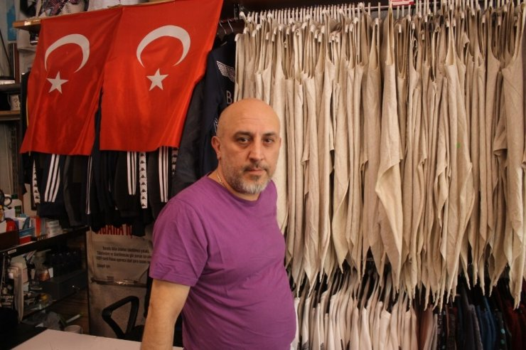 Piyasada yaz giysileri yoğunluğu