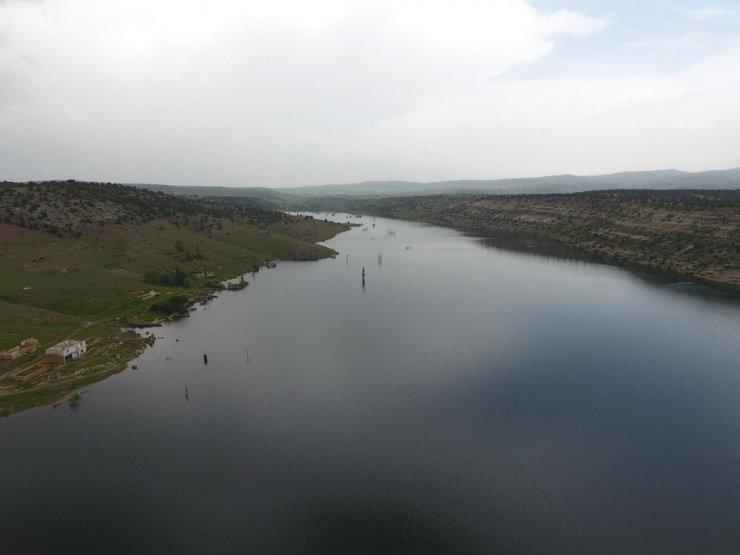 Aslanapa'da 25 bin 530 dekar zirai arazi modern sulama sistemine kavuşuyor