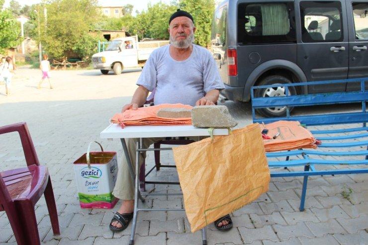 Ahmet Dede, poşete karşı savaş açtı