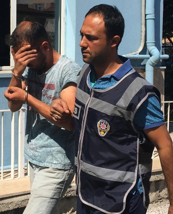 Konya'da su saatlerini çalan zanlının ifadesi: Uyuşturucu alabilmek için çaldım!