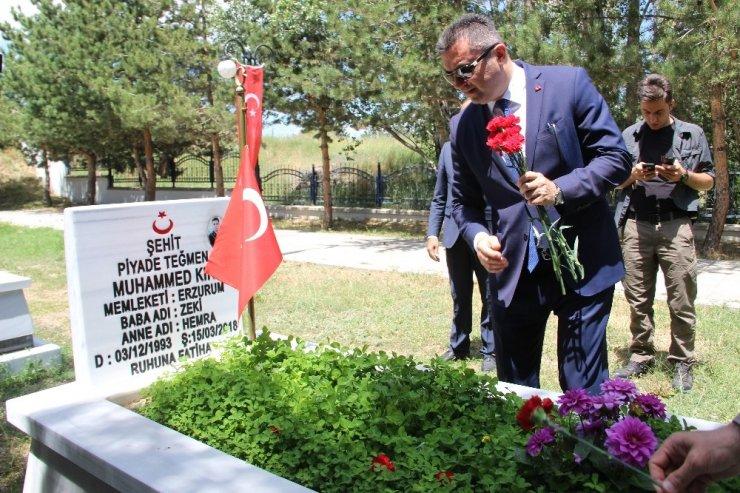 Erzurum'da 15 Temmuz Milli Birlik ve Demokrasi günü etkinlikleri ile ilgili görsel sonucu