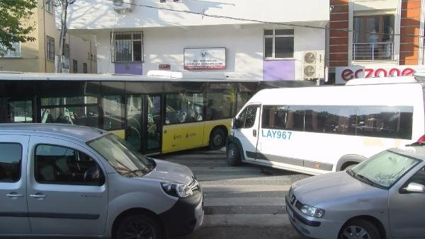 İETT otobüsü dehşet saçtı: 1 ölü, 3 yaralı