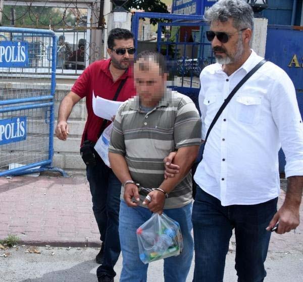Konya'da 200 lira alacağı olan gencin babasını vurup, annesini rehin aldı