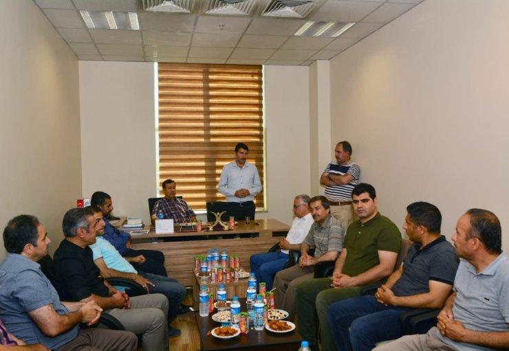 Bitlis'te iş yeri temsilcilik odası açıldı