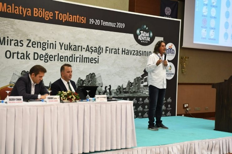 Tarihi Kentler Birliği Malatya toplantısı sona erdi