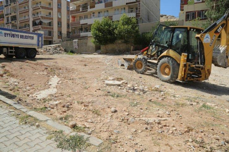 Eyyübiye'de yeni park atağı
