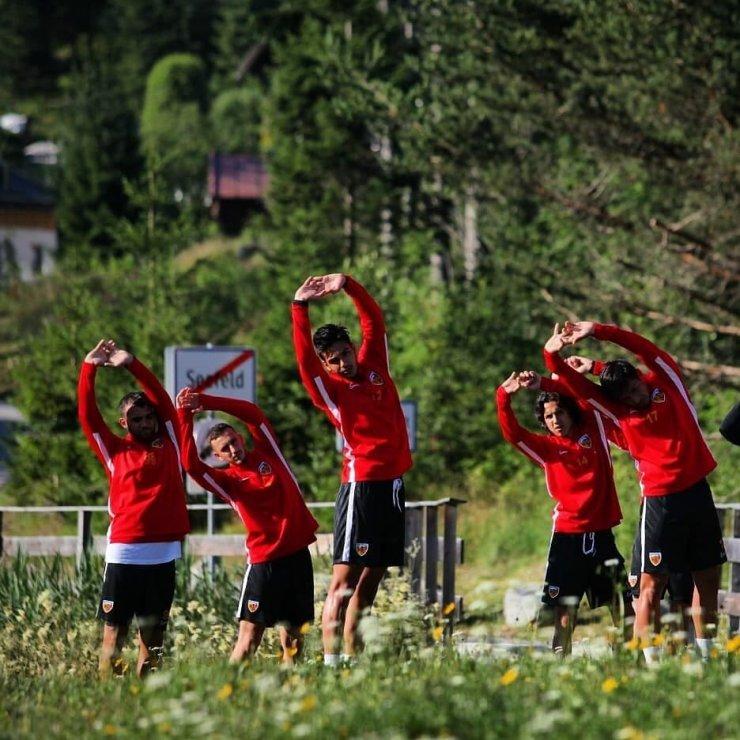Kayserispor'da tempo arttı