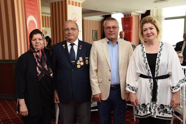 Harekatın 45'inci yılında Manisalı Kıbrıs gazileri unutulmadı