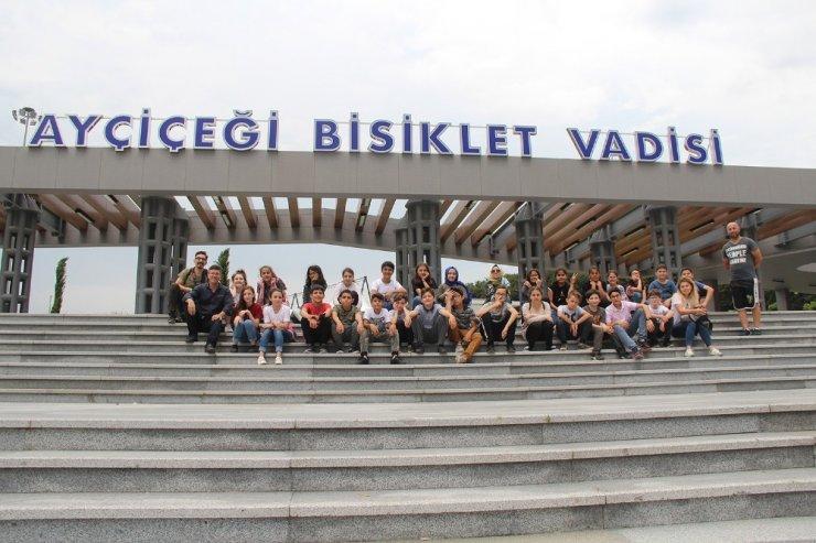 Akyazı SGM öğrencileri şehir gezisine çıktı