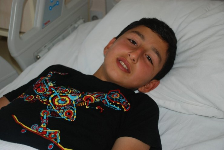 Kaybolduktan 25 saat sonra bulunan çocuk o anları anlattı