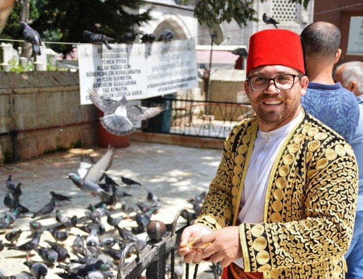 Güvercinlerin Ağabeyi Ramazan Okay'ın başarı öyküsü
